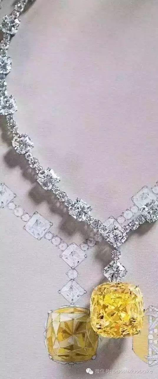 难得一见的顶级珠宝艺术(附手稿)